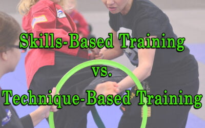 Skills-Based Training vs. Technique-Based Training