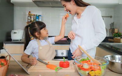 Regaining Health – Role Modeling Healthy Habits