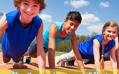 ENDORPHINS: The Key to Increased Effort and Focus in Children and Teens